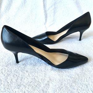 Nine West Shoes - Nine West Black d'Orsay Stiletto Heels