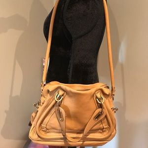 Brown Chloe Satchel