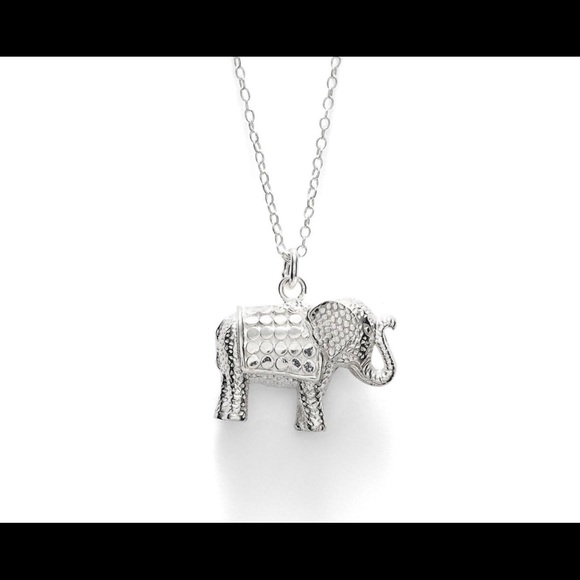 8be90a6c7 Anna Beck Jewelry | Elephant Long Necklace And Pendant | Poshmark