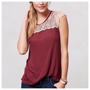 Anthropologie by Eloise top