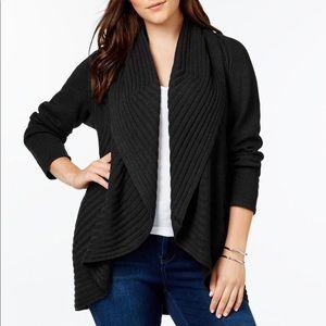 Alfani Cocoon Sweater Plus Size