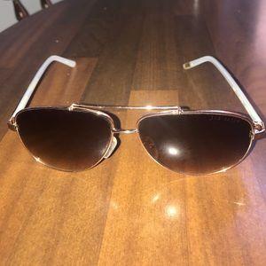 Ted Baker Aviator Sunglasses