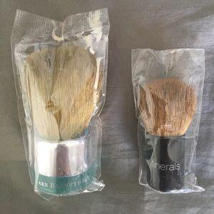 New Bare Escentuals Kabuki Brushes
