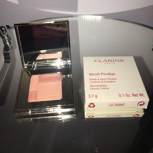 Clarins Flaring Blush Prodige soft peach 02 Sz