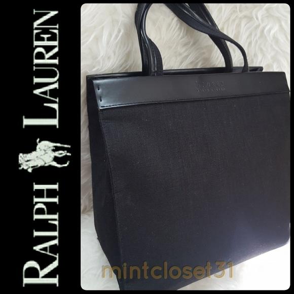 Lauren Ralph Lauren Handbags - LAUREN Ralph Lauren Tote Bag c3011f05be85f