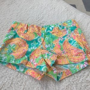 Colorful Lilly Pulitzer Shorts