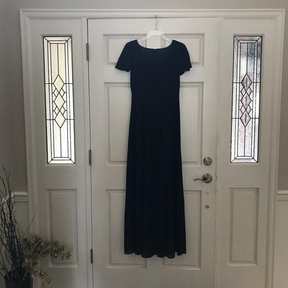 stage accents dress