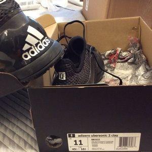 Adidas Adizero Ubersonic Tennis Shoes