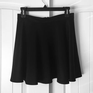 Swingy Scuba Skater Skirt