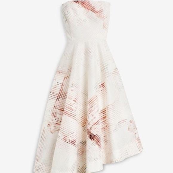 a6a3706910d54 White House Black Market Dresses   Fit Flare Dress Sz 8   Poshmark