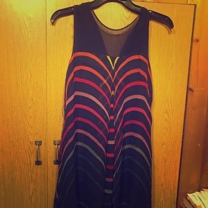 Sale! Armani Exhange Bubble Hem Classy Dress