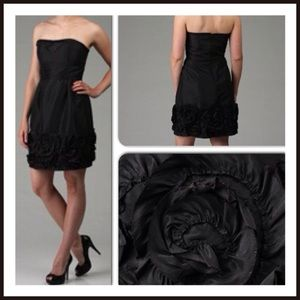 Max and Cleo black cocktail dress size 4