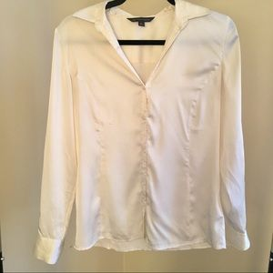Silky Cream Brooks Brothers Button Down