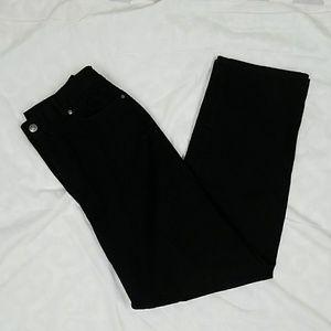 Pants - Black jeans Wide leg