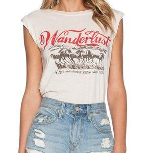 Vintage Spell Wanderlust T-Shirt Medium