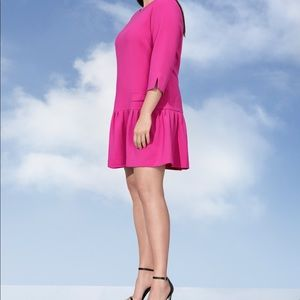 Victoria Beckham Pink Dress