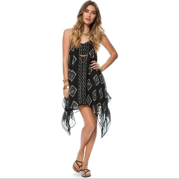 8636c7487e Billabong Dresses & Skirts - Billabong Rapid Waves Dress in Black