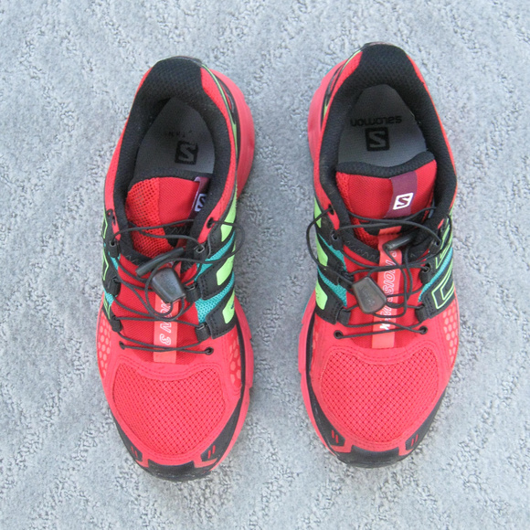 Ultra Salomon Poshmark X Quicklace Womens Low Shoes 85m RrExqr