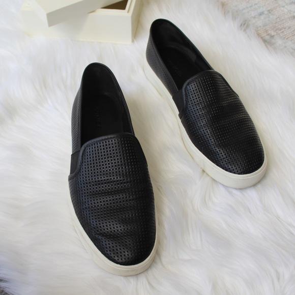Sale Vince Blair Perforated Sneaker