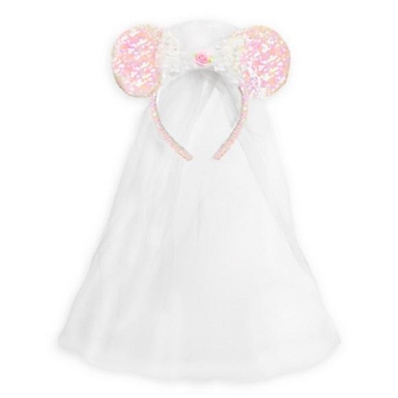 Disney Minnie Mouse Wedding Bridal Bride Ears | Poshmark