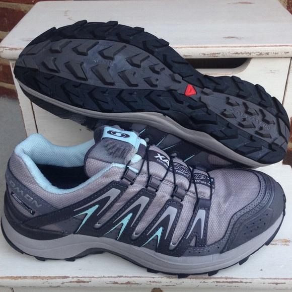 Salomon XA COMP 7 WP Trail Running Hiking Shoe 8.5