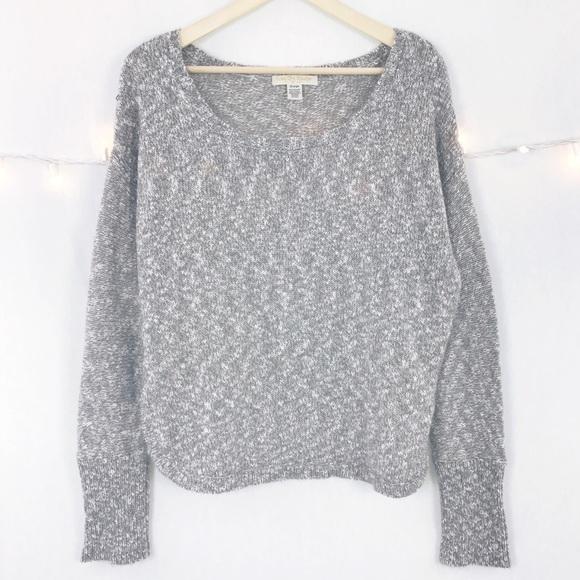 Love By Design Juniors Gray Ultra Soft Sweater Xl Poshmark