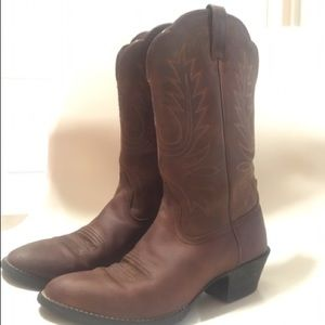 *PRICE DROP* Ariat Heritage Western cowgirl boots