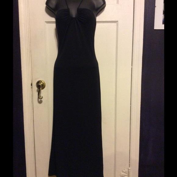Rimini Dresses - Rimini U Front Maxi Dress