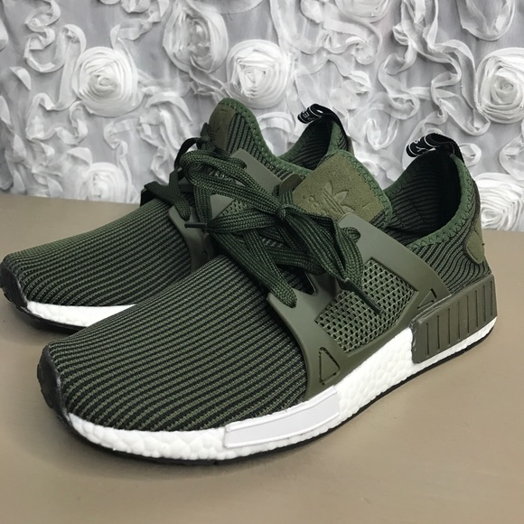 RESERVED**Adidas NMD RX1 Olive Army Green 7.5