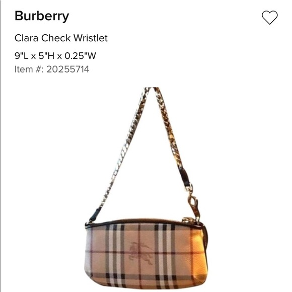 Burberry Bags Under 500