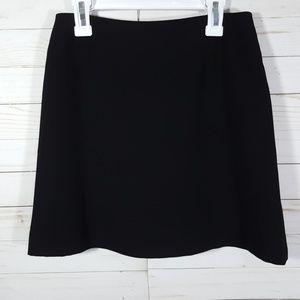 Kenar Studio Black Dress Skirt Size 6