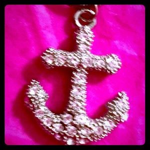 Jewelry -  PRETTY ANCHOR NECKLACE