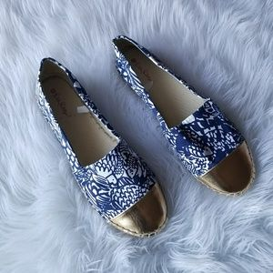 NWOT Lilly Pulitzer for Target Upstream Espadrille