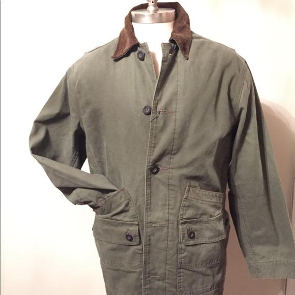 13dfe2158 Brand New Authentic Classic Orvis Barn Coat NWT