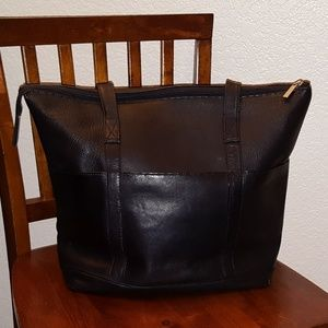 Large Wilson's Leather Tote