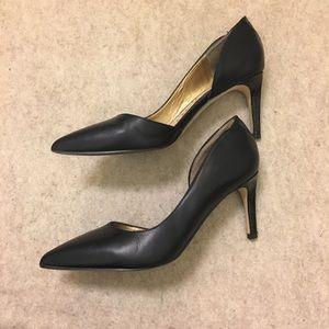 d15295cdeddfc8 Sam Edelman Shoes - Sam Edelman Onyx Half d Orsay Pointed Toe Heels
