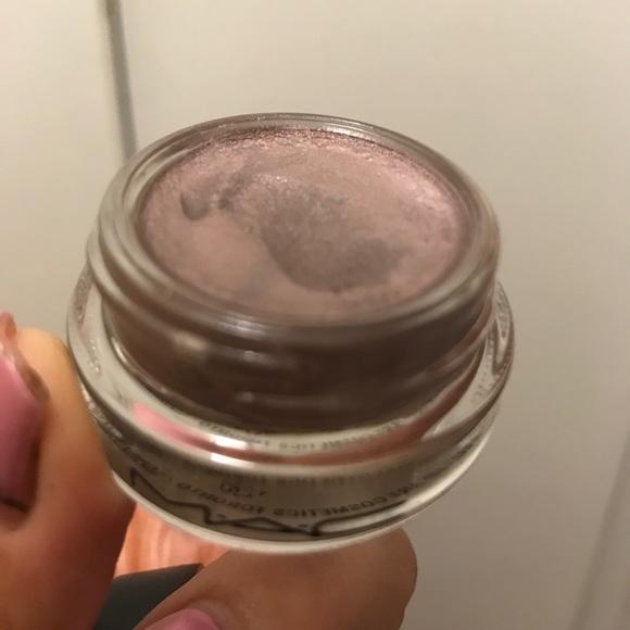 mac cosmetics mac pro longwear paint pot in frozen violet from s closet on poshmark