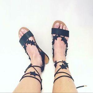 ASOS Star Gladiator Sandals