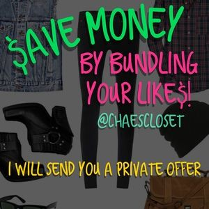 Other - Bundle your likes & $AVE!
