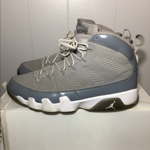"83e1e815d07023 Jordan Other - Air Jordan 9 retro "" cool grey"""