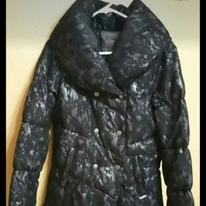 Guess Lacy Puffer Coat