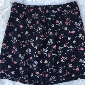 Tracy Evans Floral Skirt