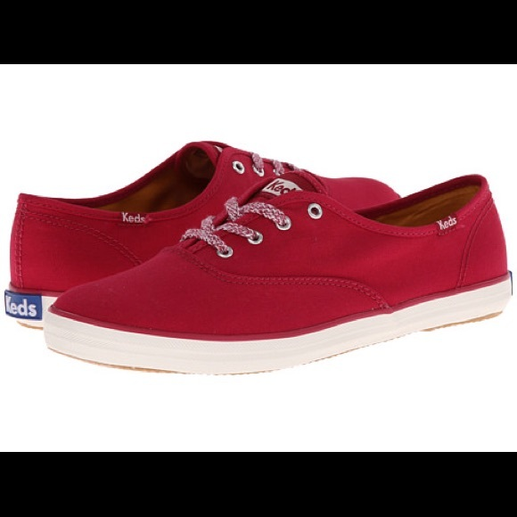 dd4cdcbf5d4 Keds Shoes -  Final Price  Keds Champion Burgundy Sneakers