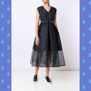 XIAO LI Designer Tulle Dress