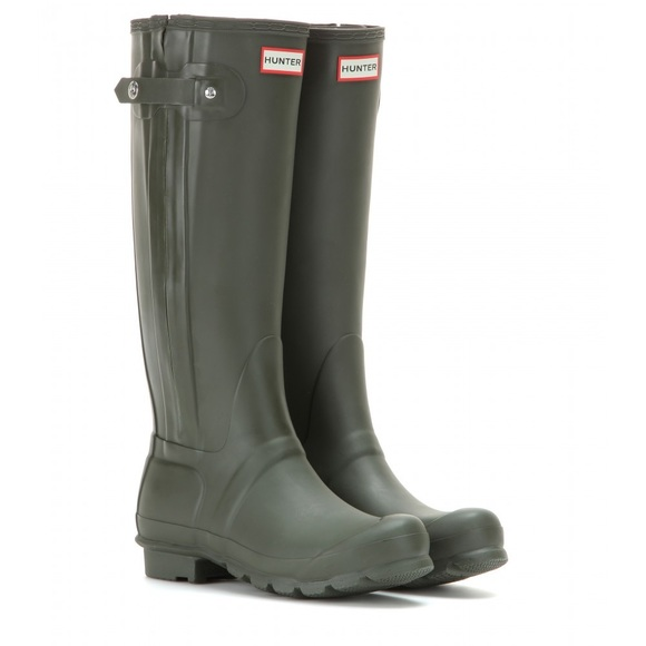 4ed58ecb99 Hunter Boots Shoes - RARE! Hunter Original Slim Zip Boots!