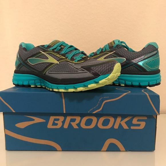 92674e8a59445 Brooks Ghost 8 Size 8.5 Storm Sharp Green Ceramic
