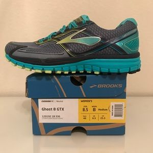 a0bc586384735 Brooks Shoes - Brooks Ghost 8 Size 8.5 Storm Sharp Green Ceramic