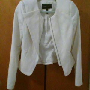 White crop Jacket