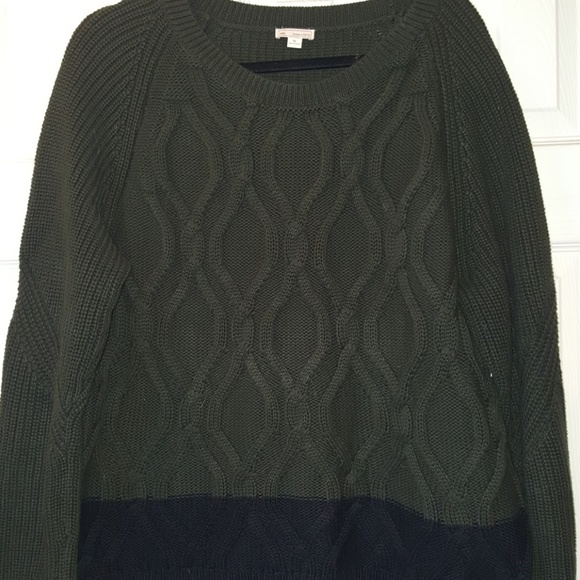 Gap Sweaters Womens Cable Knit Sweater Poshmark