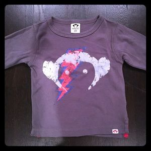 """Baby boy Appaman """"Bowie"""" long sleeve, perf cond"""
